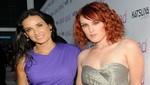 Demi Moore se reconcilia con su hija Rumer Willis