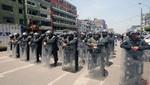 Congresistas apoyan la acción policial en La Parada