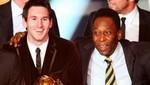 Lionel Messi a dos goles de igualar récord histórico de Pelé