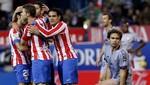 Atlético de Madrid venció 3-1 al Osasuna y es puntero en España [VIDEO]