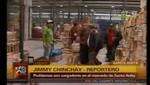 Estibadores de La Parada piden trabajo en el nuevo Mercado de Santa Anita [VIDEO]