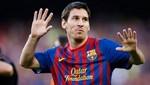 Lionel Messi: Sueño con terminar mi carrera en el Barcelona [VIDEO]