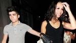 One Direction: Rebecca Ferguson no suelta a Zayn Malik