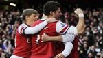 Arsenal venció 7-5 al Reading en la Copa de Inglaterra [VIDEO]