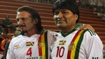 Evo Morales nombró embajador internacional a Sean Penn