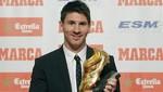 Lionel Messi: Me cansa la comparación con Cristiano Ronaldo