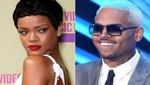 Rihanna y Chris Brown asisten a fiesta de Halloween juntos