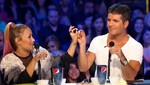 Demi Lovato le gusta poner a Simon Cowell en su lugar