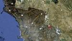 Sismos de 4.5 y 4.2 grados se registraron en Matucana esta noche