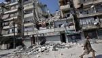 China propone nuevas iniciativas para un alto al fuego en Siria