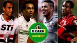 Paolo Guerrero entre los candidatos a mejor jugador de la fecha en Brasil