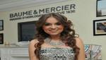 En 2012 nace un lazo de afecto e independencia entre Baume & Mercier, Sofia Castro y Ana de la Reguera