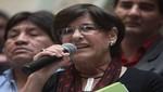 CGTP respalda a Susana Villarán