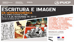 Simposio internacional 'Escritura e imagen en Hispanoamérica: De la crónica ilustrada al cómic'
