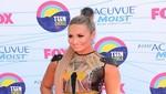 Demi Lovato quedó sorpredida por misterioso regalo