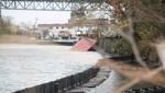 Inundaciones causadas por el Huracán Sandy vierten aguas residuales a Nueva York (Video)