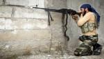 Siria: rebeldes dirigen ataques  contra fuerza aérea