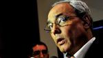 Burga trata de convecer a Markarián para que se quede como DT de Perú hasta el 2018