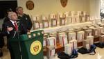 Wilfredo Pedraza : Se han incautado más de 32 toneladas de drogas en lo que va del año [VIDEO]