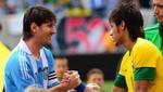 Neymar: Sólo jugaría con Messi en el Santos
