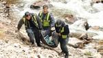 Junín: cuatro periodistas mueren al caer auto a abismo de 200 metros [VIDEO]