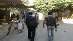 Siria: 7 generales huyen a Turquía