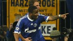 Con un gol de Jefferson Farfán: Schalke igualó 2-2 con Arsenal [VIDEO]