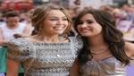 Demi Lovato vota en su primera vez por Obama y Miley Cyrus la emula