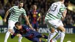 Champions League: Barcelona perdió por 2-1 ante el Celtic