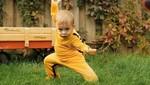 Bebé karateca es furor en YouTube [VIDEO]