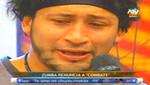 Combate: Zumba abandonó el programa entre lágrimas [VIDEO]