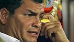 Rafael Correa: sistema electoral de EE.UU es uno de los más imperfectos del planeta