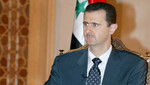 Bashar Al Assad: no soy títere de occidente para huir, moriré en Siria