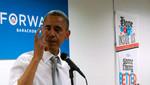 Obama rompe en llanto al dedicar la reelección a sus colaboradores [VIDEO]