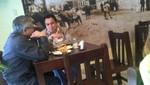 Freddy Otárola sobre desayuno con hermano de Alberto Fujimori: no sean maliciosos [VIDEO]