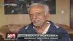 Canciller de Sendero Luminoso: a Roncagliolo lo conozco desde los 4 años [VIDEO]