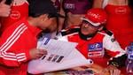 Ramón Ferreyros ofrece espectáculo en Chiclayo Ver (Fotos y Video)