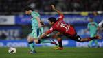 Fútbol español: Mallorca perdió 2 a 4 con Barcelona [VIDEO]