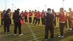 La selección peruana entrenó en Houston para amistoso ante Honduras