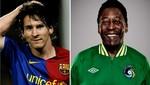 Estos son los cinco récords que Lionel Messi tiene por batir