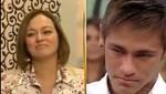Neymar lloró luego de recibir mensaje de su mamá [VIDEO]