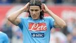 Edinson Cavani dejaría el Nápoles por los 37 millones de euros del Arsenal
