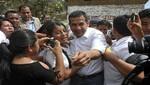 Presidente Humala: el tiempo es mi angustia porque hay mucho por hacer