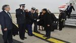 Presidente Humala llegó a Francia y visitará la tumba de Napoleón
