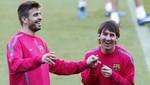 Piqué: Messi es un extraterrestre y Cristiano el mejor de los humanos