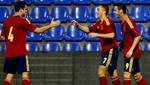 España goleó 5-1 a Panamá en partido amistoso