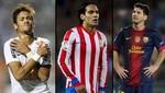 Estos tantos de Messi, Neymar y Falcao son nominados al 'Mejor Gol de Año' [VIDEO]
