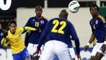 Neymar marcó un golazo: Brasil igualó 1-1 ante Colombia [VIDEO]