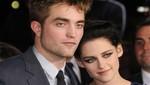 Kristen Stewart y Robert Pattinson llevan Breaking Dawn Parte 2 a Londres [FOTOS]
