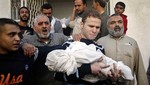 Gaza: bombardeo mata a bebé de periodista de la BBC